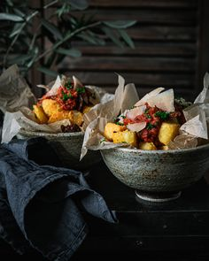 I created this recipe in a recent collaboration with The Hungarian Artisan. Patatas Bravas is a traditional Spanish Tapa, of crispy potatoes served with a spiced tomato based sauce. We took it to the next level by adding some crispy Spiced Hungarian Salami to the mix. The result is perfectly crispy and golden potatoes, spiced sausage and fiery tomato sauce. It really doesn't get much tastier than this! I reckon this would be the perfect thing to munch on with a nice cold beer or kombucha!