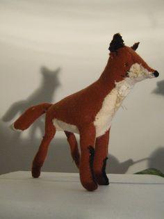 handmade fox: love him...