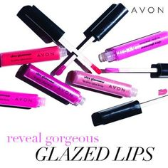 Glide on a burst of brilliant shine! Let your lips come out and play with Ultra Glazewear Lip Gloss. #AvonMakeup Tip: Not sure what shade suits you? Peach and coral shades flatter most skin tones. Try Apple Cinnamon for a warmer tone and Citrus Shine for a cooler tone.