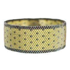 Split Pea Bracelet | Fusion Beads Inspiration Gallery