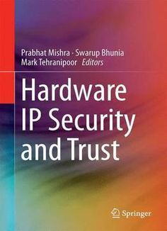 Hardware Ip Security And Trust PDF