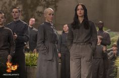 """Are you going to miss the chance to let Snow see you dancing?"" - Johanna Mason, #MockingjayPart2"