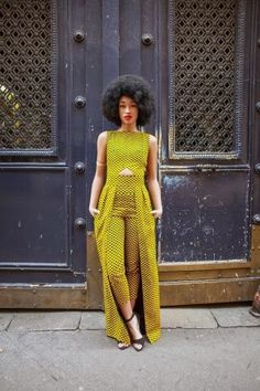 AfrogeniK : What's Not To Like - Natacha Baco - 'MUSE' Collection