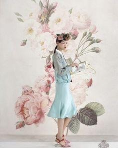 Tchai Kim, Hanbok Lookbook 1