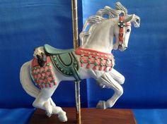 PJ's Carousel Horse Bunny Signed with Tag Carmel Style | eBay