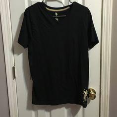 US Polo Black V-neck Tee Comfy tee. Like new! U.S Polo Assn. Tops Tees - Short Sleeve