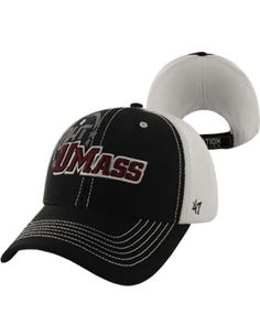 Product: University of Massachusetts - Amherst Operation Hat Trick Mikita Adjustable Cap