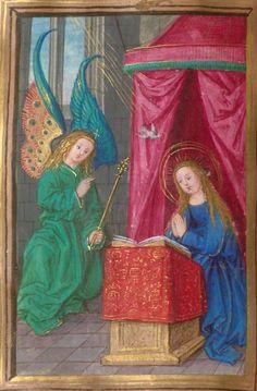 Breviarium Romanum der Katharina Muffel von Eschenau, Klosterfrau zu St. Katharina in Nürnberg um 1500 Cgm 177  Folio 282v