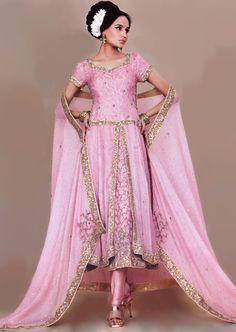 Shop online #Pakistani #salwar kameez #suits #anarkali #outfits engagement #dresses at Needlehole #fashion store http://lnk.al/2Ue4