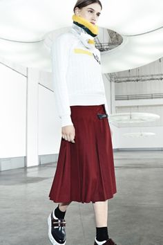 Iceberg Women's Pre-Fall 2014/15 Collection