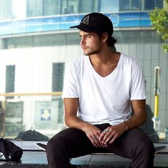 dylan rieder - watches ben as he fights some stairs. e u r o p . @swankfuck_inc