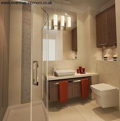bathroom ideas brown cream - Google Search