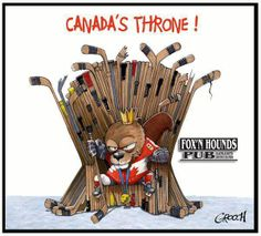 Canada wins World Juniors! I Am Canadian, Canadian Girls, Hockey Rules, Hockey Teams, Meanwhile In Canada, Nhl Logos, Canada Eh, Game Of Thrones, Teddy Bear