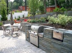 i really like the cooler spot for this, that is an idea for near the fire pit at the back of the yard