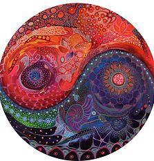 Obras-Talleres de Creatividad y Madalas by Moira Gil | redondos