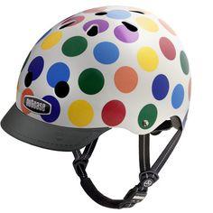 Dots (Gloss) - Nutcase Helmets