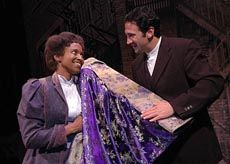 Intimate Apparel. Pittsburgh City Theatre.