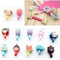 I think you'll like 1 pack of 2pcs Cute Animal Cartoon Earphone Winder Cable Cord Organizer Holder For Iphone Mp5. Add it to your wishlist!  http://www.wish.com/c/53e4edb917a9cb4028f72ce1