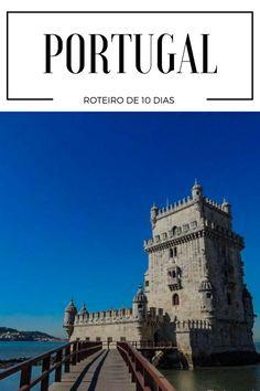 Tudo que você precisa saber para sua viagem a Portugal incluindo as principais cidades, Lisboa, Óbidos, Porto etc.