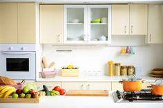 Die 5 besten Einrichtungstipps für kleine Küchen