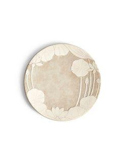 Sgraffito Cake Plate - Large – Nalata Nalata