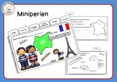 Miniperlen Frankreich