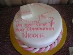 1st communion cake ideas - Google Search