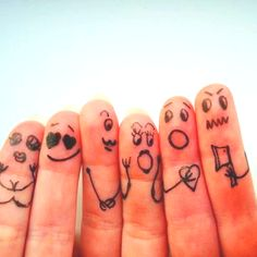 Image shared by Arianna. Find images and videos about funny, fingers and fingers man on We Heart It - the app to get lost in what you love. Funny Fingers, How To Draw Fingers, Finger Fun, Finger Family, Finger Plays, Understanding Emotions, Happy Friendship, Friendship Quotes, Medieval Fashion