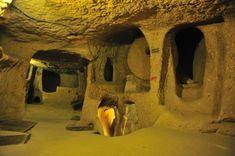Underground Cities Around the world