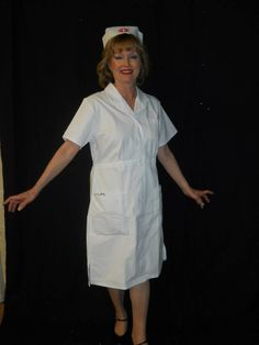 Nurse Costume (Dress) Young Frankenstein the Musical Salina Community Theatre NipperAnne@gmail.com for rental information