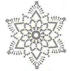 FREE DIAGRAM ~ Star Motif Chart