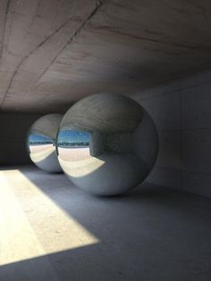 Chichu Art Museum, Naoshima Contemporary Art Island by Tadao Ando Architect