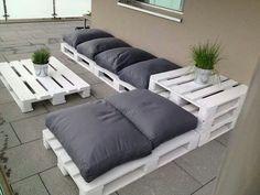 Come costruire un divano con i bancali? Video Tutorial + 20 idee per ispirarvi
