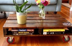 Pallet Table Plans: Every Possible Effort