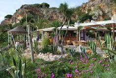 Kalu Beach Bar, Ferragudo, Algarve