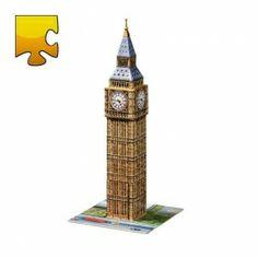 Big Ben - Puzzle de 3D 32 €