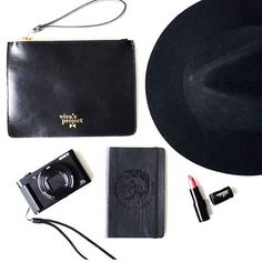 Black elegance #bag #handmade #leather