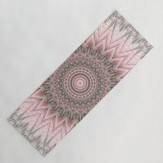 Lovable edginess - Mood mandala Yoga Mat by Coleggenna Mandala, Yoga, Lifestyle, Mandalas