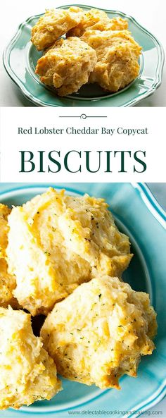 DelectableCookingandBaking.com | #redlobstercheddarbaybiscuitscopycatrecipe #red lobster #cheddarbaybiscuits #copycatrecipe #quickbreads #easybiscuits #cheesybiscuits
