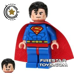 site:minifigures.com | LEGO Super Heroes Minifigure – Superman | LEGO Minifigures Guide