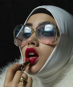 CREATIVE MAQUILLAGE | Isamaya Ffrench