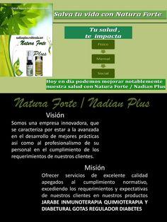 Quimioterapias  ¿Quién puede consumir Natura Forte Nadian Plus?  Recomendado para reforzar el funcionamiento del sistema inmunológico…