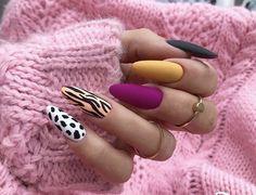 Jelsa, Nail Trends, Nail Colors, Colourful Nails, Manicure, Nail Designs, Nail Art, Porn, Beauty