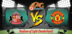 Prediksi Bola Sunderland Vs Manchester United 9 April 2017