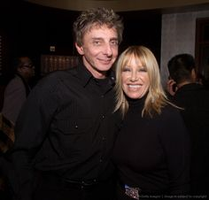 Barry Manilow and Suzanne Sommers at the after-party for Barry Manilow's concert at the Kodak Theater in Los Angeles, Ca., Friday, January Photo by Kevin Winter/Getty Images Suzanne Somers, Barry Manilow, The Man, Besties, Famous People, Take That, January 4, Concert