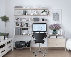4 Ways to Update Your Office to Revitalize Your Work