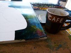Bei Zweifel an den Farben hilft Espresso (c) Frank Koebsch