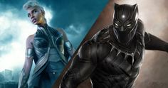 Could a Storm and Black Panther Crossover Movie Happen?