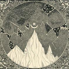 Mystery Mountain / Sacred Geometry <3