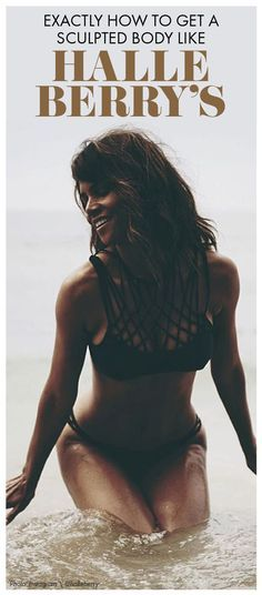At 50 years old, Halle Berry looks better than ever, and her fitness trainer is sharing some of her tips and secrets to stay fit, and how to get an amazing sculpted body. Womanista.com